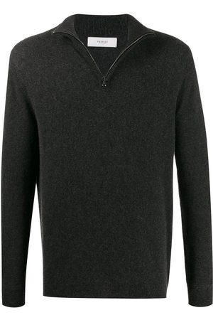 Pringle of Scotland Fine knit zipped sweater
