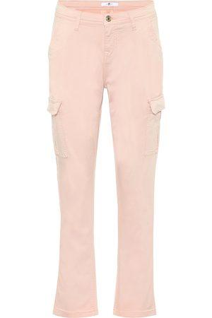 7 for all Mankind Pantalones cargo de sarga