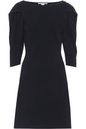Stella McCartney Vestido corto de punto compacto