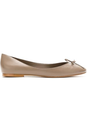 Sarah Chofakian Pila leather ballerinas