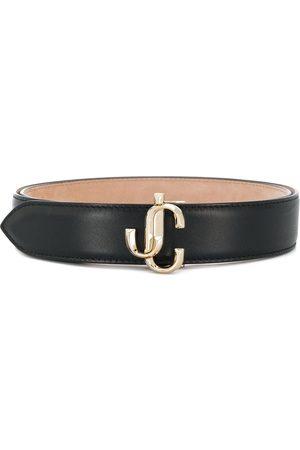 Jimmy Choo Cinturón Felisa con logo