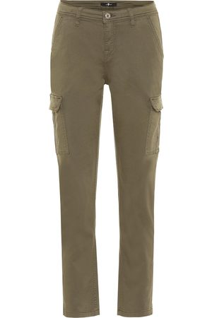 7 for all Mankind Pantalones cargo de sarga