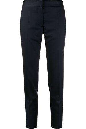 Stella McCartney Pantalones con corte slim