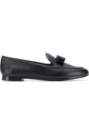 Salvatore Ferragamo Bow detail loafers