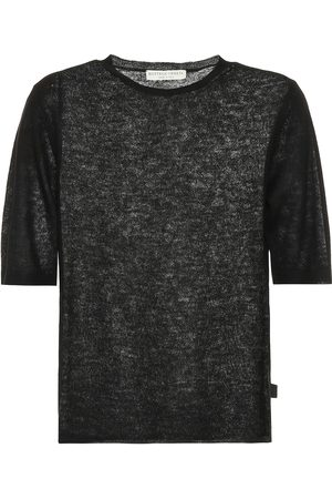 Bottega Veneta Mujer Tops - Camiseta de cachemir