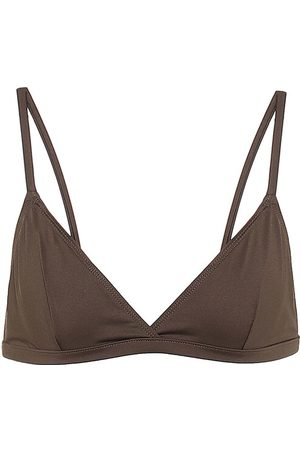 ASCENO Top de bikini Genoa triangular