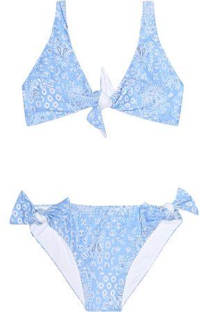 Melissa Odabash Bikini Como estampado paisley
