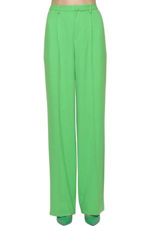 Ralph Lauren | Mujer Pantalones De Crepé De Lana 2