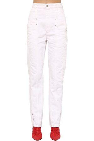 Isabel Marant   Mujer Jeans De Denim De Algodón 34