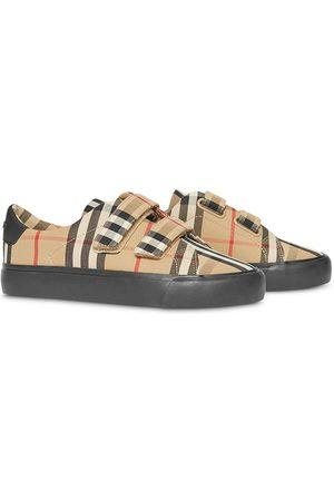 Burberry Zapatillas con diseño Vintage Check