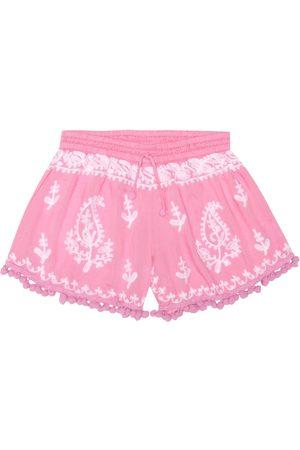 Melissa Odabash Shorts bordados