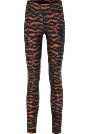 The Upside Leggings Tiger Yoga estampados