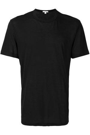 James Perse Camiseta clásica de manga corta