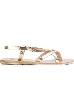 Ancient Greek Sandals Sandalias planas Semele