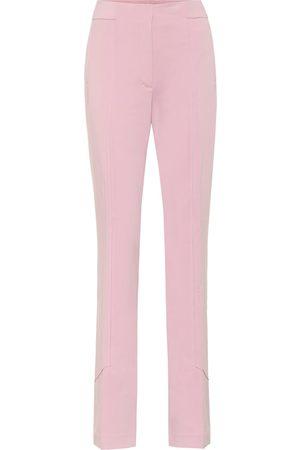Dorothee Schumacher Exclusivo en Mytheresa – pantalones rectos de tiro alto