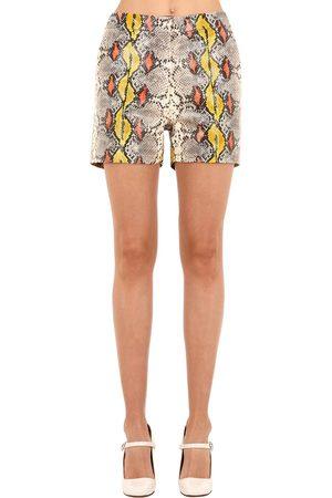 Rochas | Mujer Shorts De Piel 38