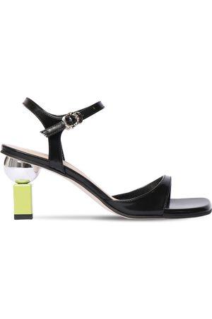 YUUL YIE | Mujer Sandalias De Piel Cepillada 70mm 40