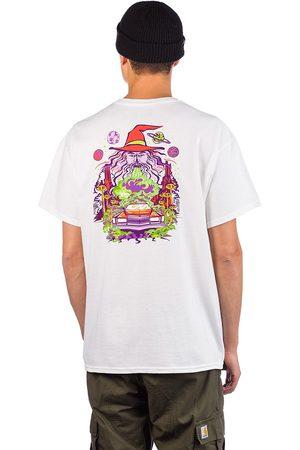 A.Lab Wizard Cruising T-Shirt blanco