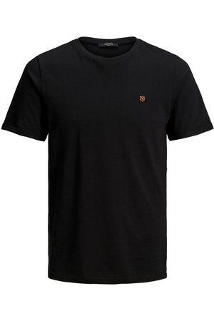 Jack & Jones Crew Neck T-shirt Men Black