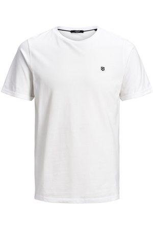 Jack & Jones Crew Neck T-shirt Men White