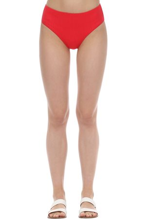 Ganni   Mujer Braguitas De Bikini Texturizadas 34