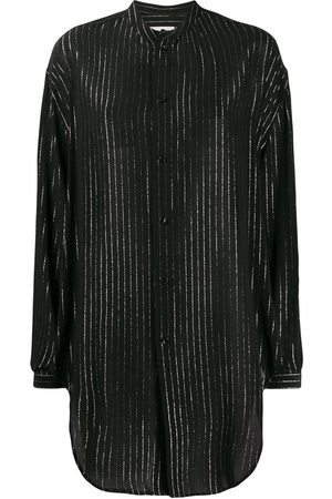Saint Laurent Blusa a rayas