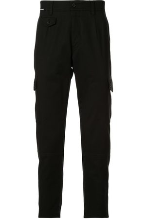 Dolce & Gabbana Multi-pocket tapered trousers