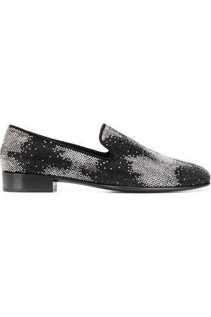 Giuseppe Zanotti Erik stud-embellished loafers