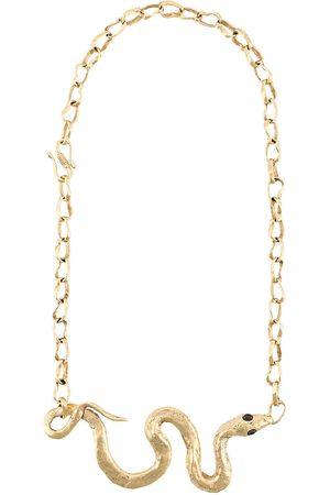 Goossens Mujer Collares - Collar con motivo de serpiente de x Harumi Klassowska de Rola