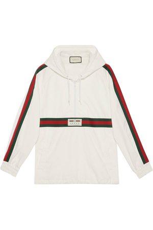 Gucci Hombre Outdoor - Cortavientos con logo