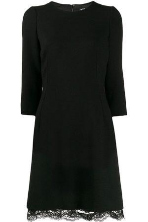 Dolce & Gabbana Lace trim short dress
