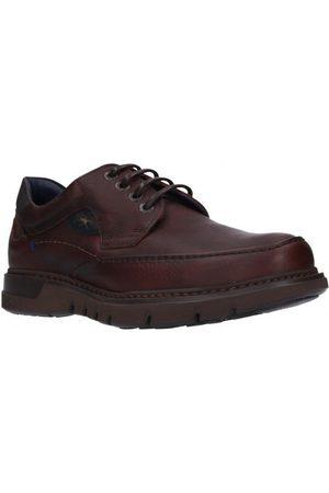 Fluchos Zapatos Hombre F0248 GRAX LIBANO Hombre Marron para hombre