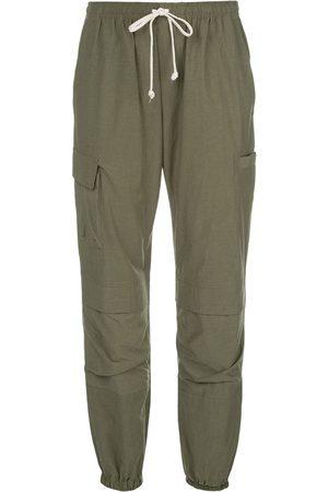 JOHN ELLIOTT Mujer Pantalones cargo - Pantalones cargo con cierre de cordón