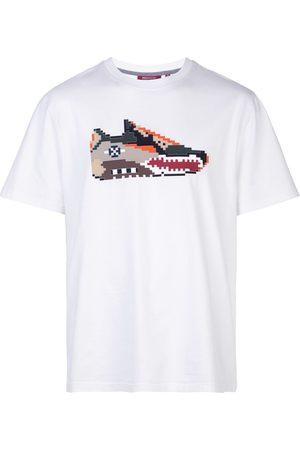 Mostly Heard Rarely Seen 8-Bit Hombre Sin mangas - Camiseta Falcon