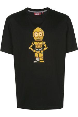 MOSTLY HEARD RARELY SEEN Camiseta Bionic estampada