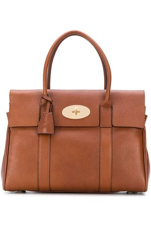 MULBERRY Bolso shopper con cierre giratorio