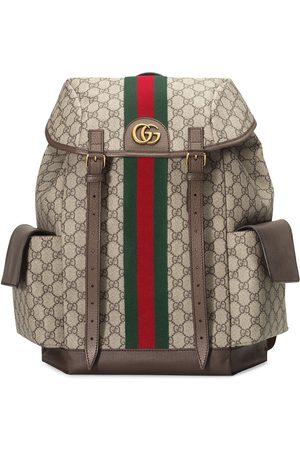 Gucci Hombre Mochilas - Mochila con motivo de monograma