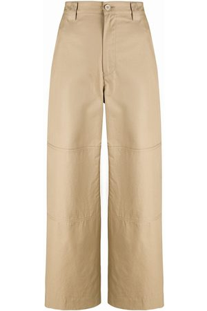 MM6 MAISON MARGIELA Mujer Pantalones cargo - Pantalones capri tipo cargo