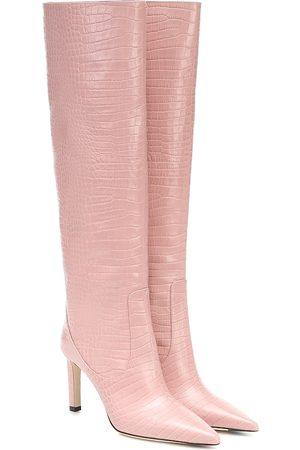 Jimmy choo Mujer Botas altas - Botas altas Mavis 85 de piel