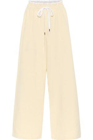 Marni Mujer Pantalones de vestir - Pantalones de chándal de algodón