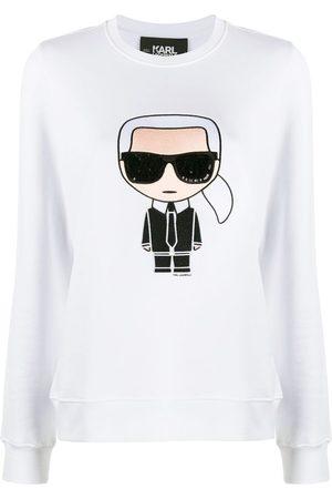 Karl Lagerfeld Top Karl de manga larga