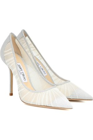 Jimmy Choo Salones Love 100 de tul