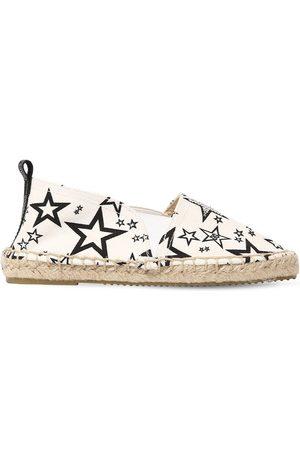 Dolce & Gabbana Espadrillas De Lona De Algodón Con Estampado