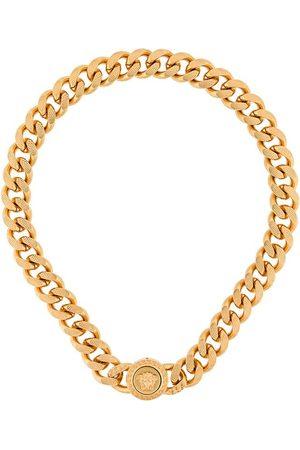 Versace Hombre Collares - Collar Medusa de eslabones