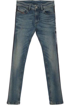 Diesel | Niño Jeans De De Algodón Stretch 8a