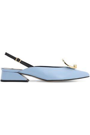 YUUL YIE Zapatos De Tacón Destalonados 30mm