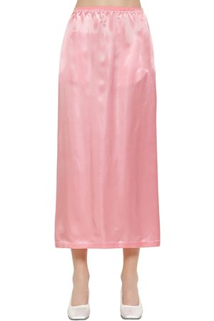 MM6 MAISON MARGIELA Satin Skirt