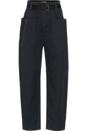 Isabel Marant, Étoile Pantalones de algodón y lino