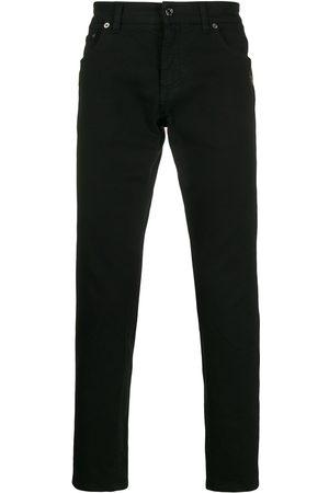 Dolce & Gabbana Contrast stripe straight-leg jeans