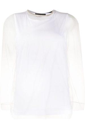 Fabiana Filippi Camiseta de tirantes holgada lisa